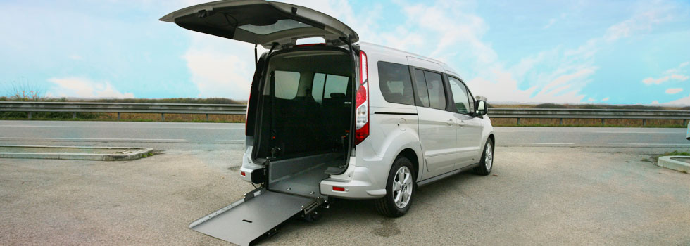 Ford Tourneo Grand Connect Disabili