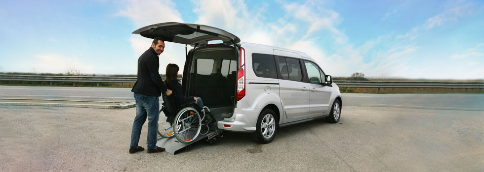 Ford Tourneo Grand Connect Accessibile