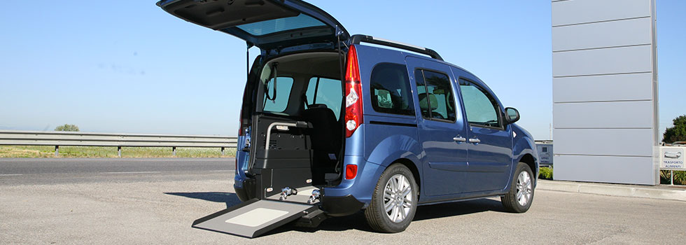 Renault Kangoo TPMR by Focaccia Group
