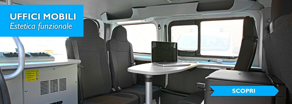Focaccia group suisse auto e veicoli per le forze dell for Allestimento ufficio